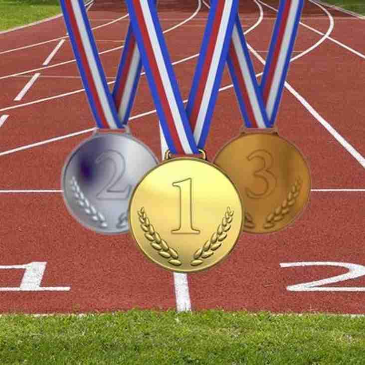 Ivan Stringer Memorial Medals Meeting - The Results
