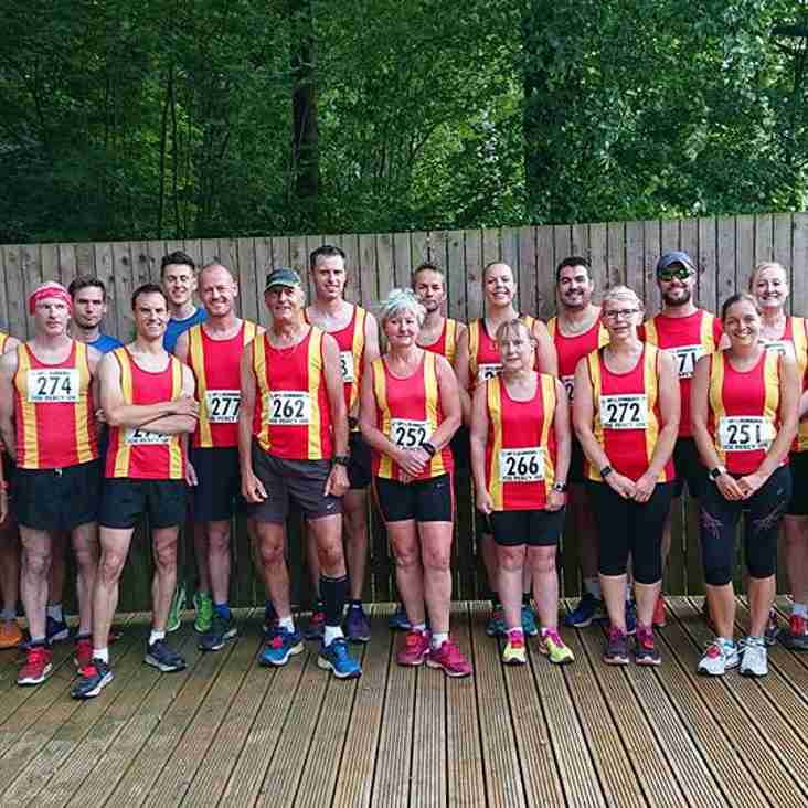 Joe Percy 10K Race Report available