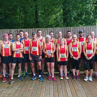 28 Finishers at the Joe Percy 10K