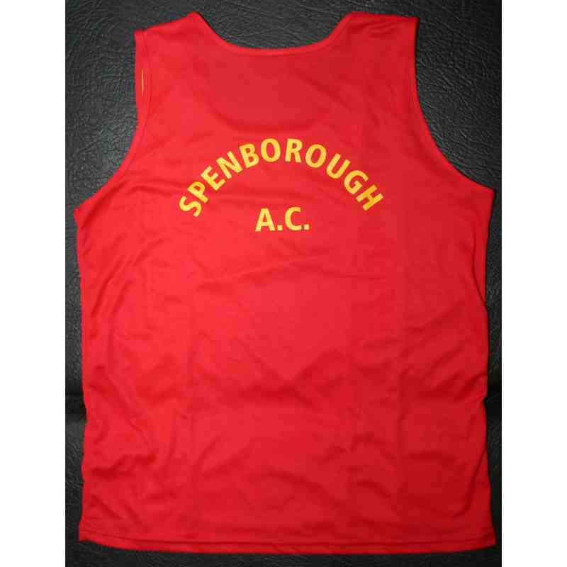 Womens Club Running Vest