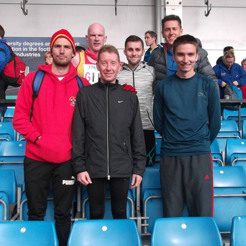 Team Finishes 54th in Northern Road Relays