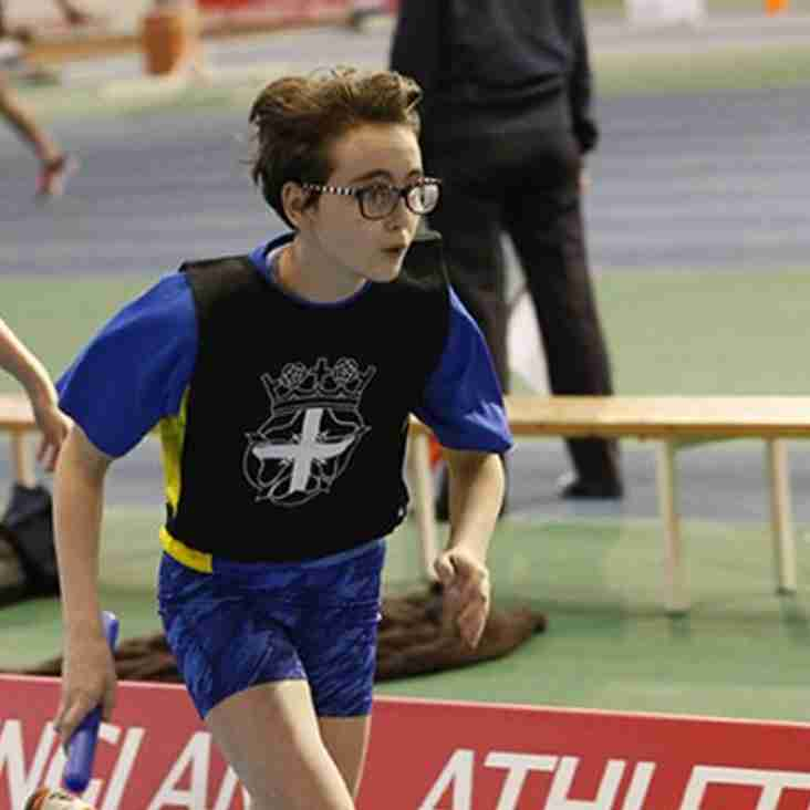 Tom Pink Relays at EIS Sheffield