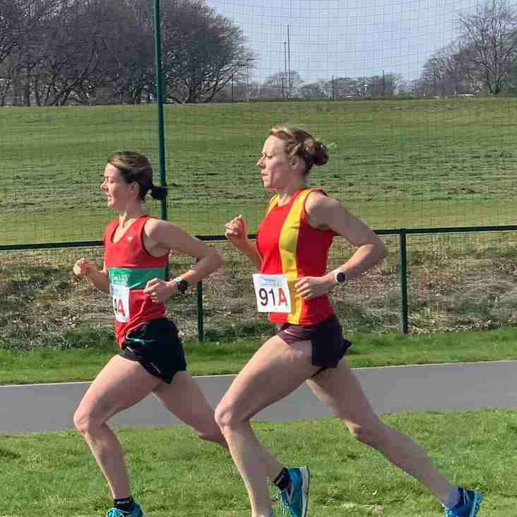 Yorkshire County Athletics Assoc. Road Relay Championships 2019