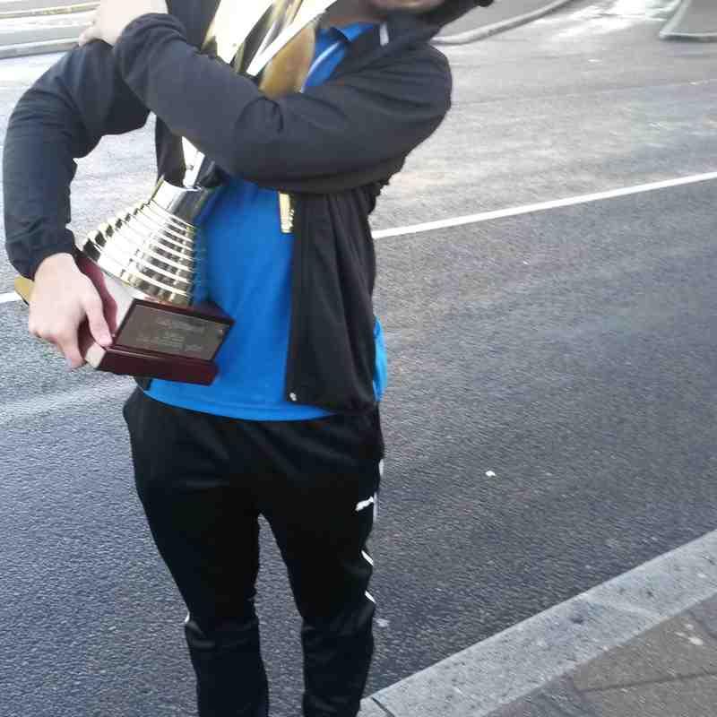 Region's Cup 2015 Winner's