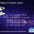 KuFu98 miesten kotipelit 2019