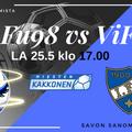 KuFu98 vs. ViFK (Vaasa)