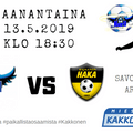 KuFu98 vs. KajHa (Kajaani)