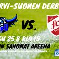 KuFu98 vs. FCV (Vaajakoski)