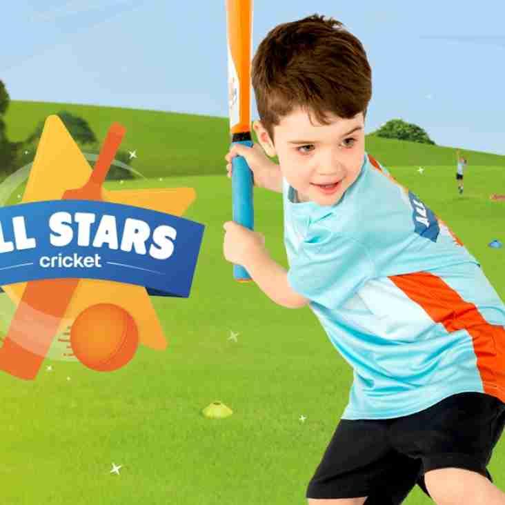 All Stars 2018 Cricket Registration