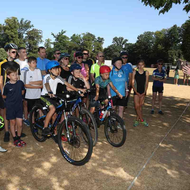Charity Cycle Challenge 2018