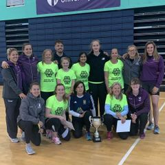 KCC Ladies Indoor 2019