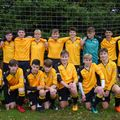 U15 lose to Botley Village Lions 3 - 2