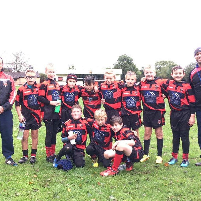Old Reds RFC U11s V Wells RFC U11s