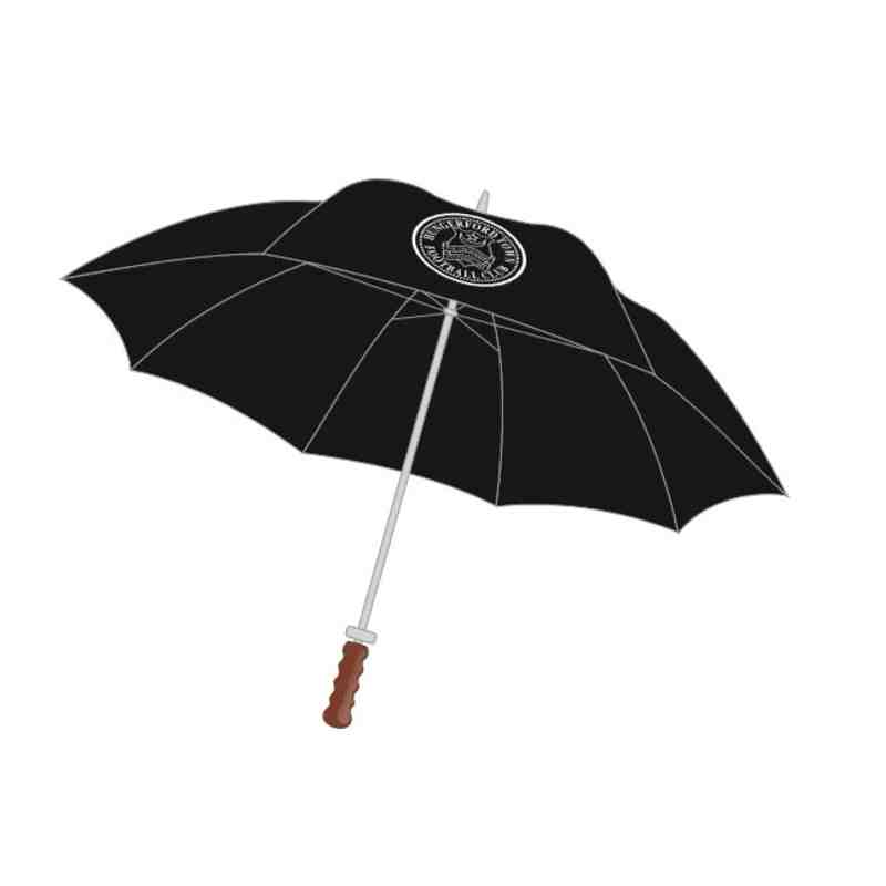 Black HTFC Umbrella
