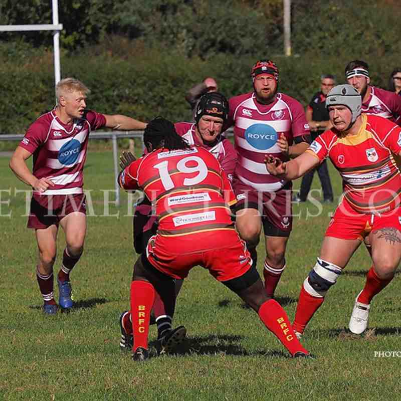 Swans Vs Blandford Sept 2018