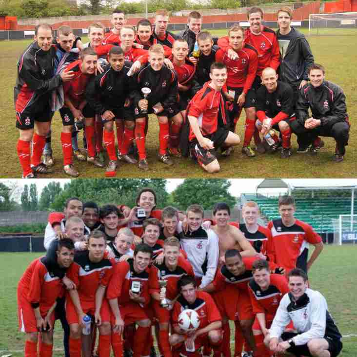 Redditch United Past Stars Set Academy Challenge