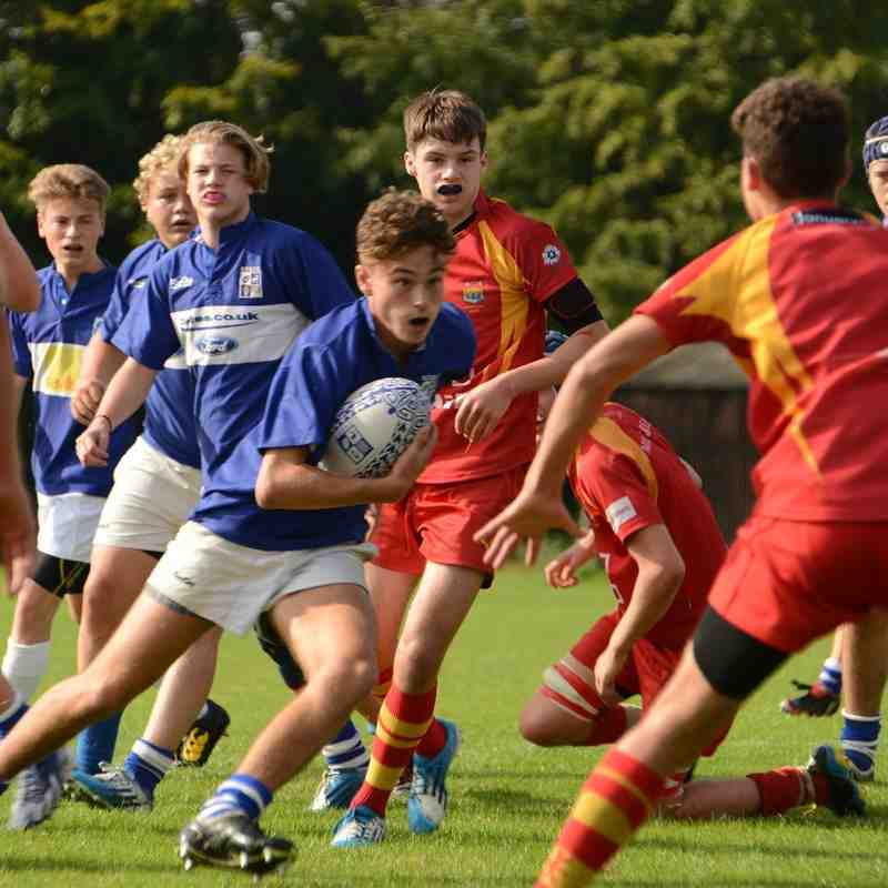 BSRFC U16 v Cambridge
