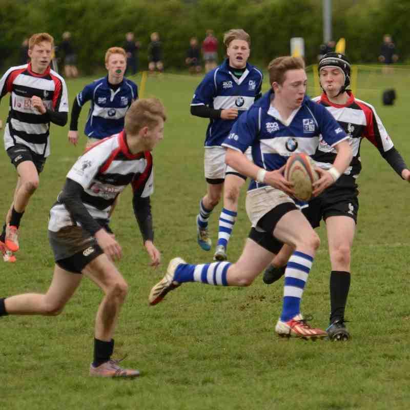 Herts U16 Plate Final BSRFC v Harpenden