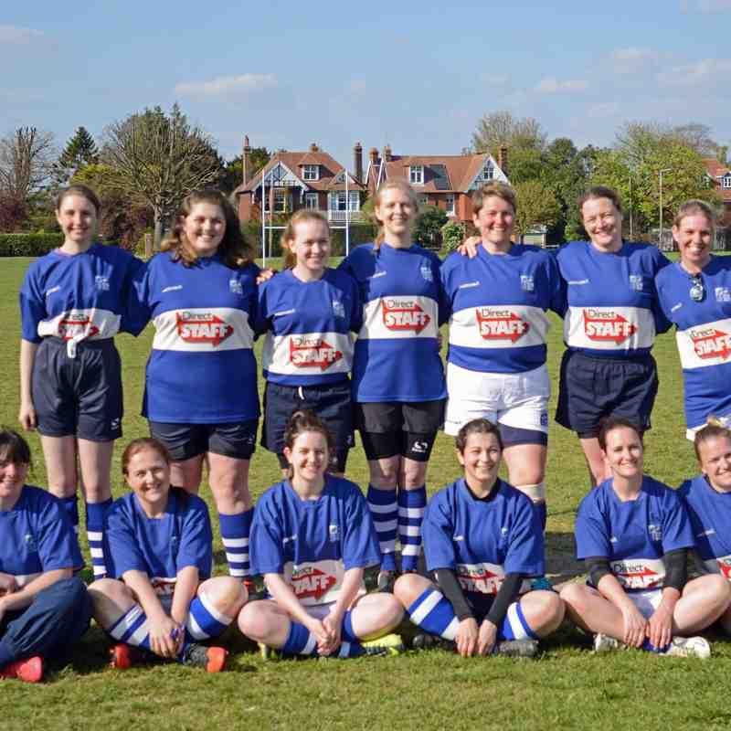 BSRFC Ladies @ Royston Development Match