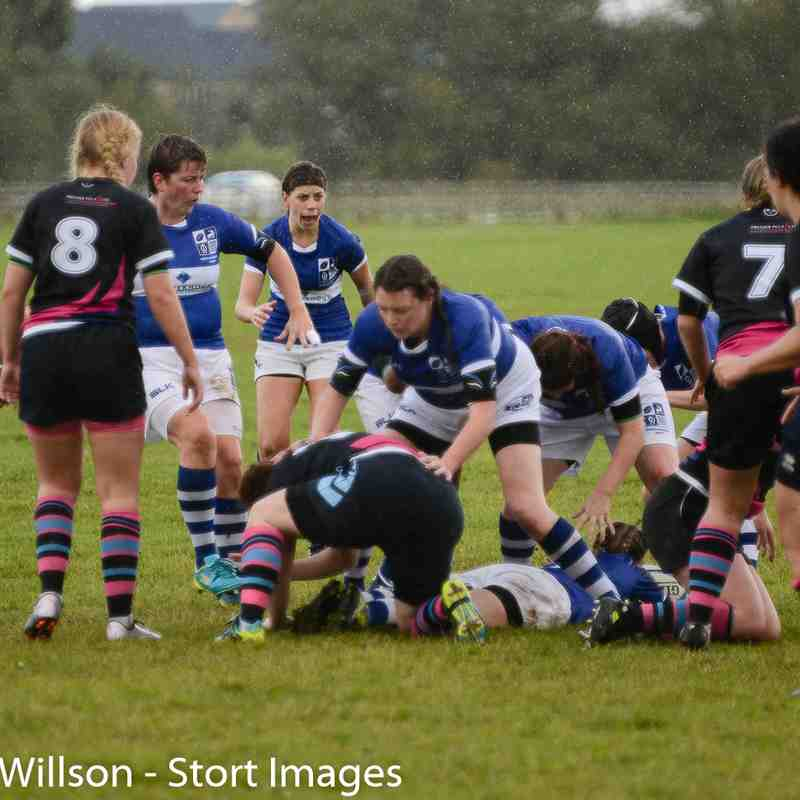 St Neots v BSRFC Ladies (5-20)