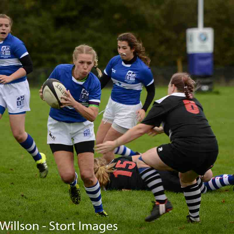 BSRFC Ladies (26) v Royston Ladies (24)