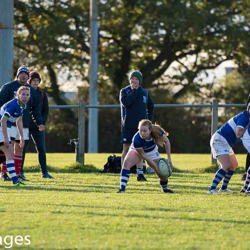 BSRFC Ladies 1st XV (55) v Basildon Ladies (14)