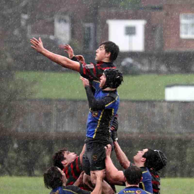 Fullers U17 v Hertford 04.03.12