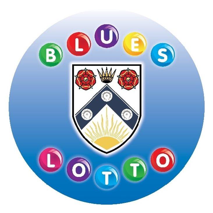 Blues Lotto Winner<