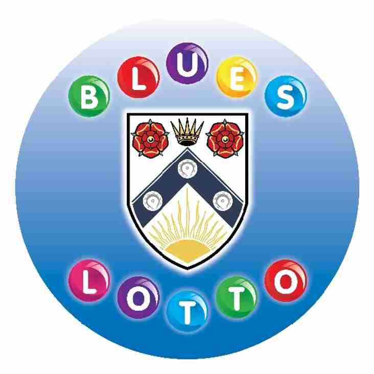 Blues Lotto Winner