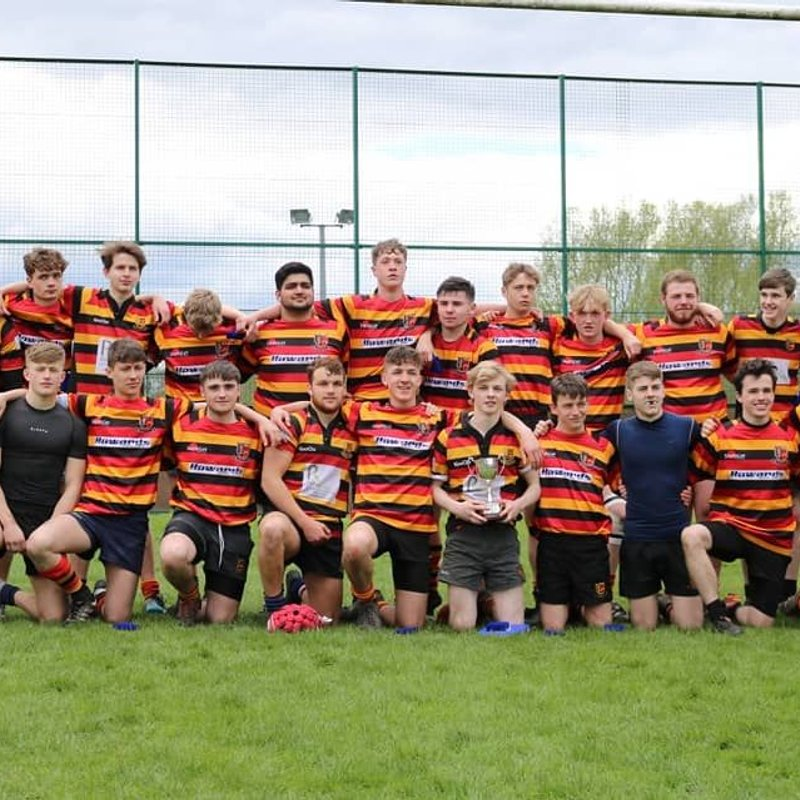 Under 18s beat Wilmslow Senior U18 Colts 7 - 15