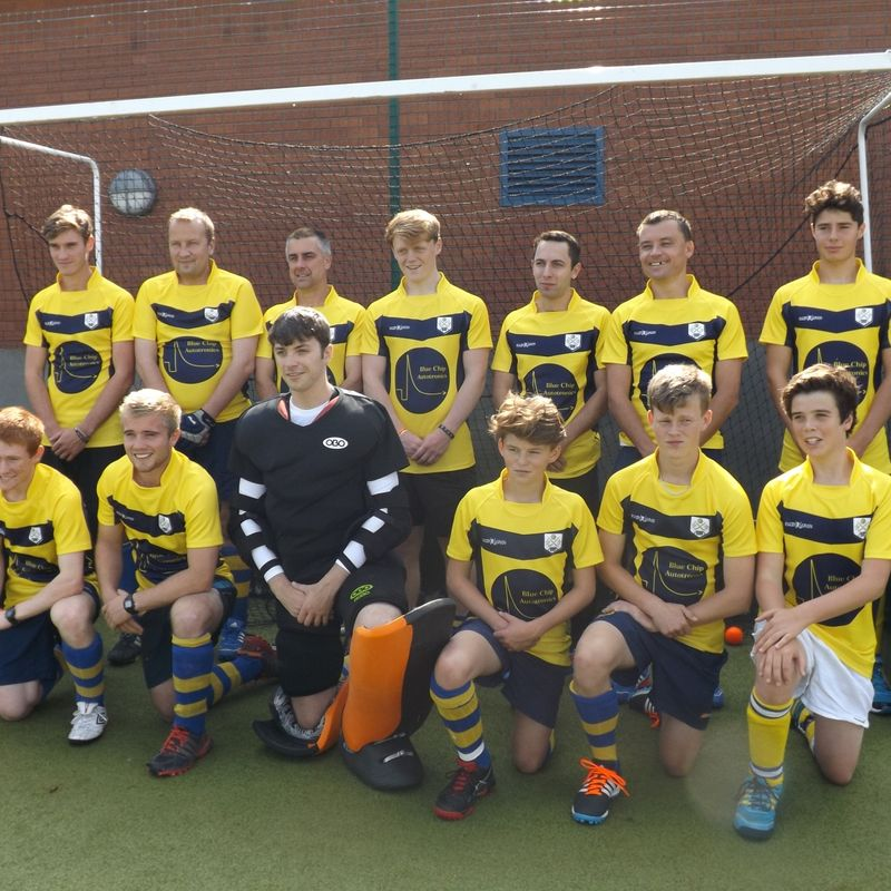 Men's Teams lose to Hereford A 3 - 1