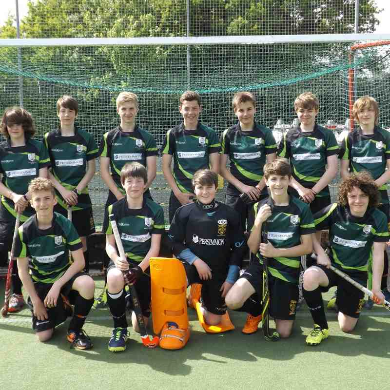 U15 Boys Tour May 2016 - Part 2