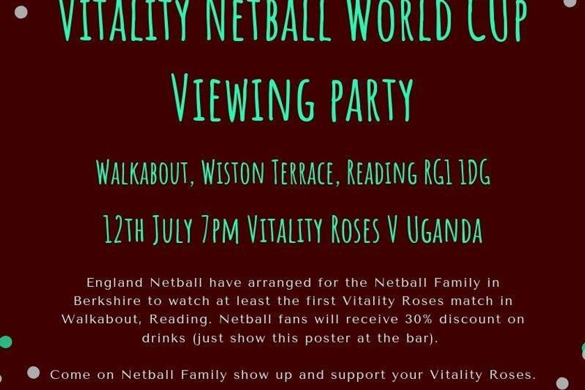 World Cup Viewing Party!
