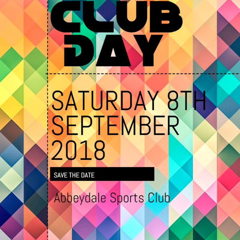 Club Day is BACK!