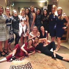 Ladies Team Photos