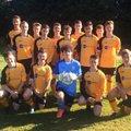 U18 Amber beat AFC Hiltingbury Harriers  2 - 7