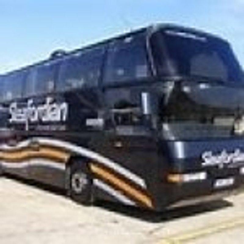 Coach To Altrincham