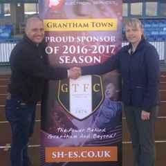 Grantham Town FC announce their 2016/17 Main Sponsor