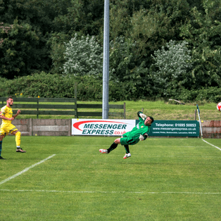 POINT FOR GINGERBREADS IN SEASONS OPENER