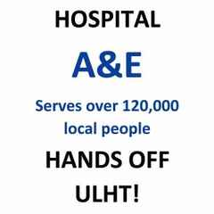 """THE GINGERBREADS SUPPORT """"SOS GRANTHAM HOSPITAL"""""""