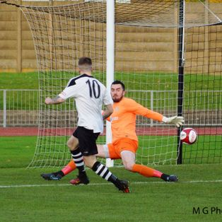 3 goals, a clean sheet and 3 points for The Gingerbreads