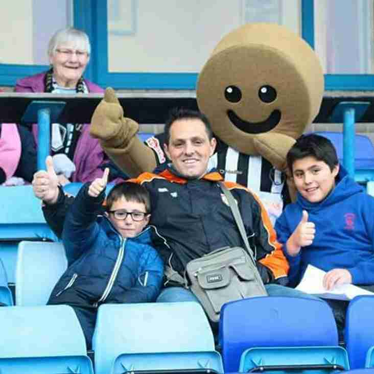 Head to The Meres on Saturday, The Family Ticket Offer Continues