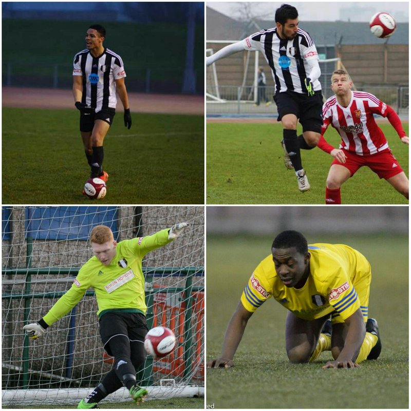 The Gingerbreads Reward Record Breakers