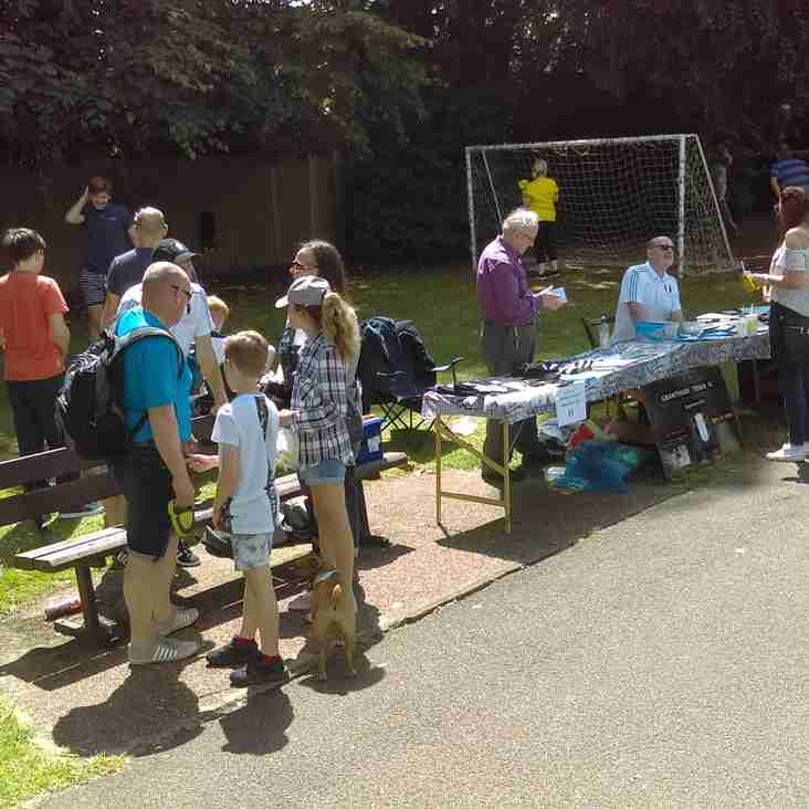 Supporters Club Fundraising Success