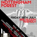 Nottingham Forest Friendly Competition