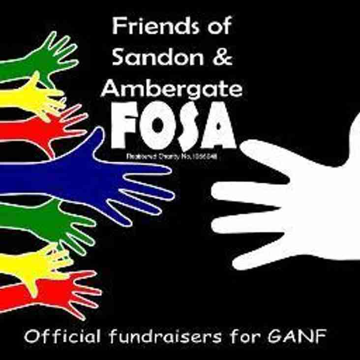 FOSA Come to The Gingerbreads
