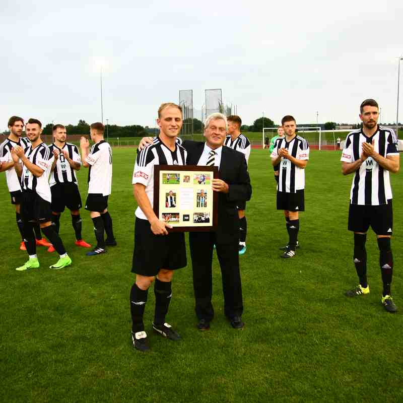 Coalville Town - 22nd August 2017