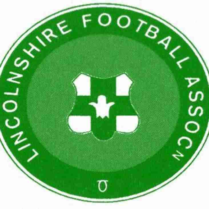 Lincolnshire Senior Cup 2019/20
