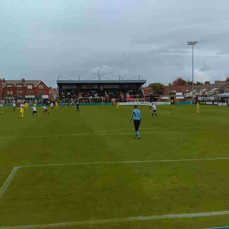 Away Point For The Gingerbreads