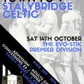 Grantham Town 0 - 0 Stalybridge Celtic